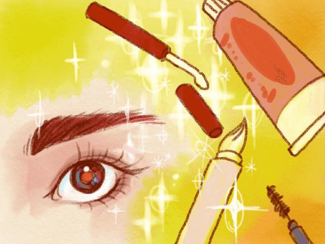 さまざまなタイプの眉毛育毛剤