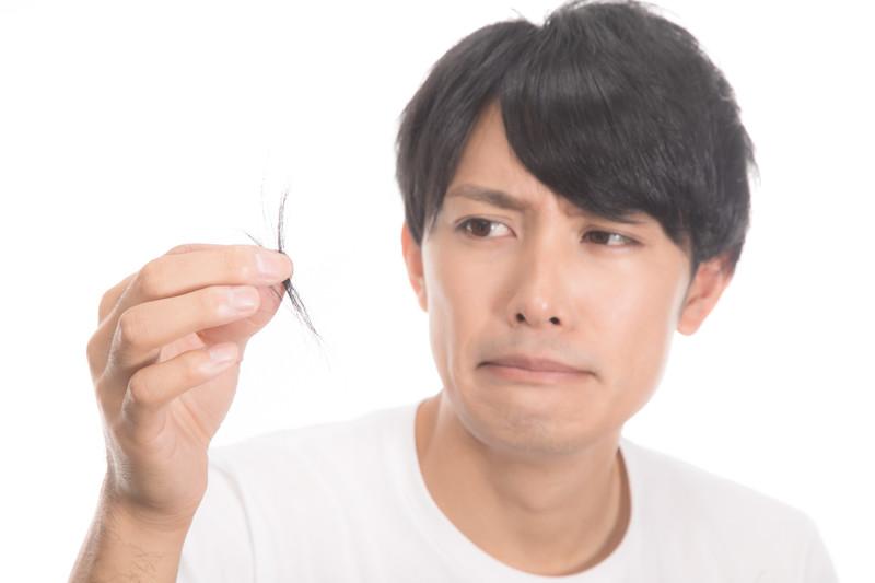 育毛剤 毛がぬける